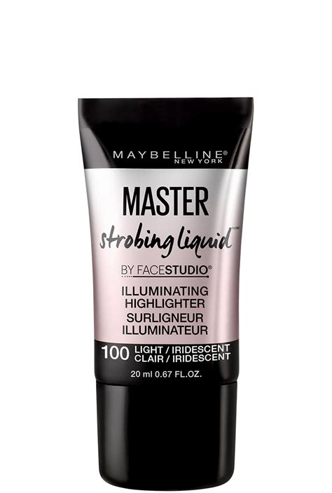 Maybelline Contour Harga master strobing liquid illuminating highlighter maybelline