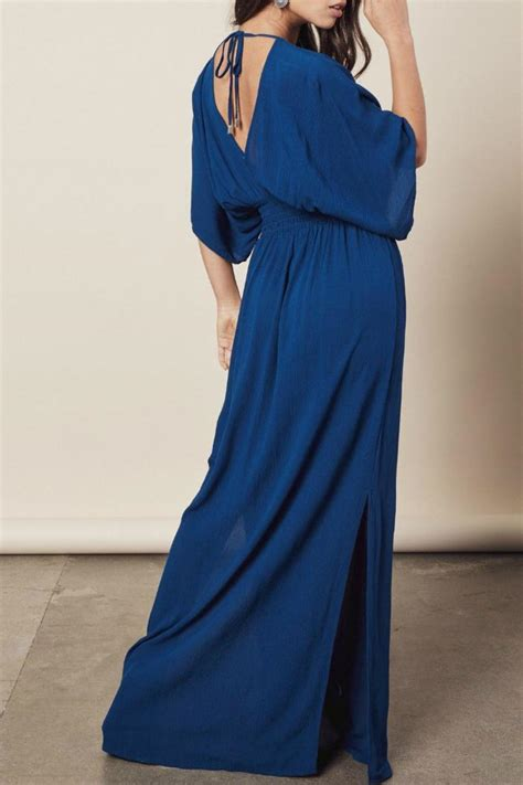 Anabel Maxy By Unique lovestitch annabelle maxi dress from california by denim