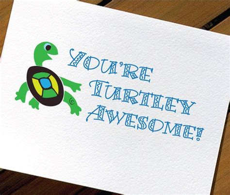 Turtle Birthday Card Turtle Birthday Quotes Quotesgram