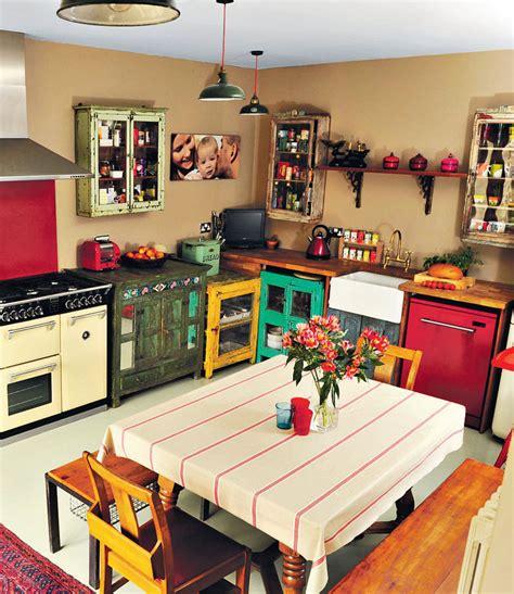 vintage kitchen furniture vintage kitchens with modern rustic retro inspiration