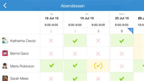 doodle termine doodle ver 246 ffentlicht neue iphone app mit chat funktion