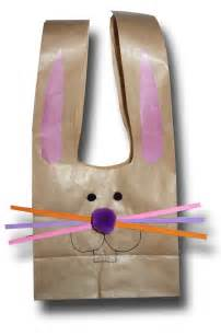 Home easter easter bag craft template