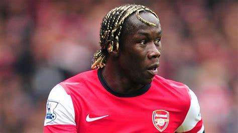 Black Premier League Players Hair Styles | premier league arsenal defender bacary sagna out for