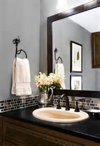 Half Bathroom Tile Ideas Half Bath Ideas Bathroom Ideas Tile Sinks