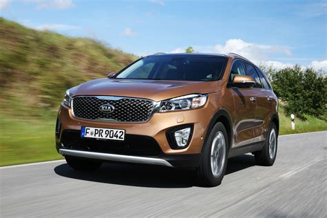 New Kia Sorrento Kia 2015 Sorento Show More Details Emerge For New