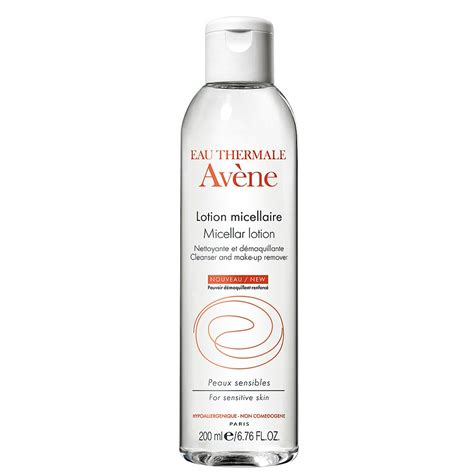 Avene Lotion Micellar Lotion 25ml buy micellaire lotion cleanser makeup remover 200 ml by