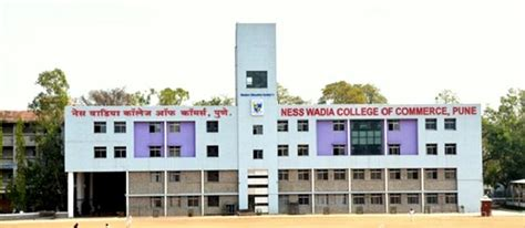 Wadia College Pune Mba by Ness Wadia College Of Commerce Pune Images Photos