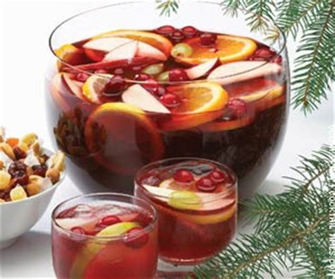 non alcoholic holiday punch los gatos chiropractic and