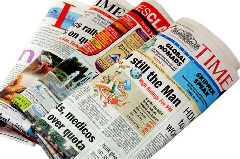 In The Papers by Social Media V Newspaper Advertising 187 Tekkbuzz