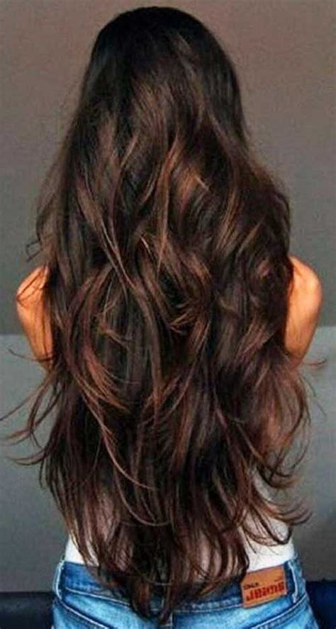 super layered hair 30 best long haircuts with layers long hairstyles 2016