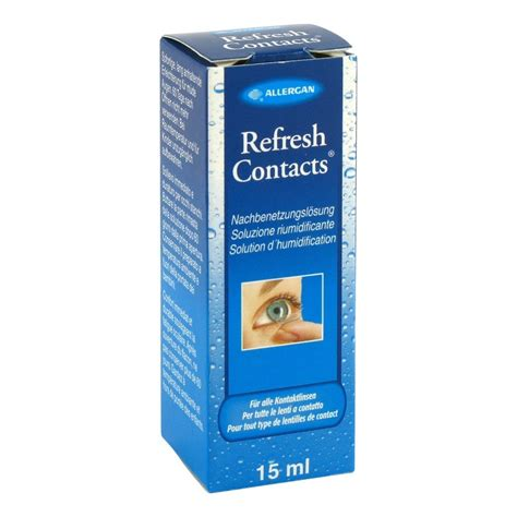 Refresh Contacts refresh contacts augentropfen 15 milliliter
