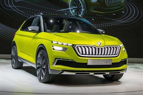 Upcoming Volkswagen In 2020 by Upcoming škoda Mid Size Suv To Make Debut In 2020