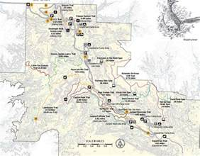 Palo Duro Canyon State Park Map by Palo Duro Canyon State Park