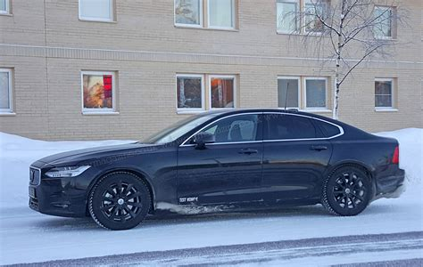 the volvo volvo s90 the beefier 2016 r design steps out by car magazine