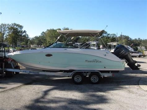 nautic star boats jacksonville fl 2018 nauticstar 243 dc deck boat power boat for sale www