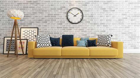 blaue und gelbe kissen wohnzimmer ideen mit gelb f 252 r sonnige fr 252 hlingsgef 252 hle
