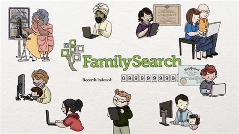 Search Family Familysearch Indexing Is Vital