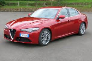 Test Alfa Romeo Giulietta Alfa Romeo Giulia Erster Test Schon Gefahren