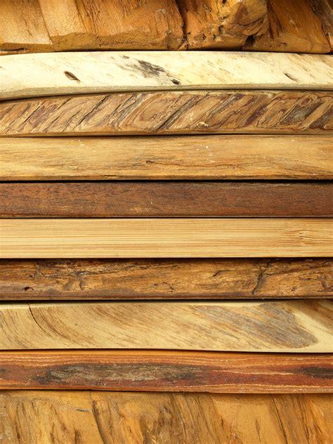 rough wood planks custom wallpaper