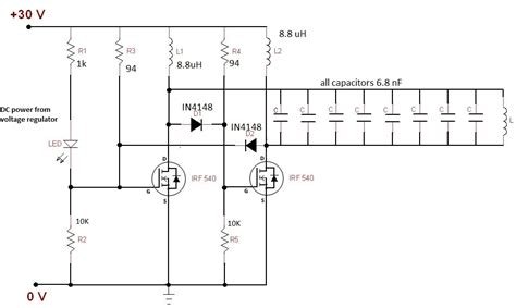 wireless inductor circuit wireless mobile battery charging mechaterrain
