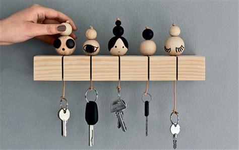creative diy key holders   home home design