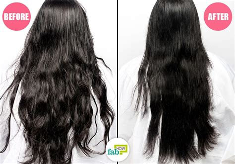 Dryer To Straighten Curly Hair how to straighten your hair with or without heat fab how