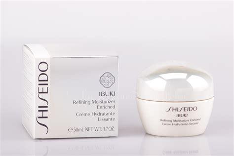 Shiseido Ibuki Moisturizer shiseido ibuki refining moisturizer enriched 50ml
