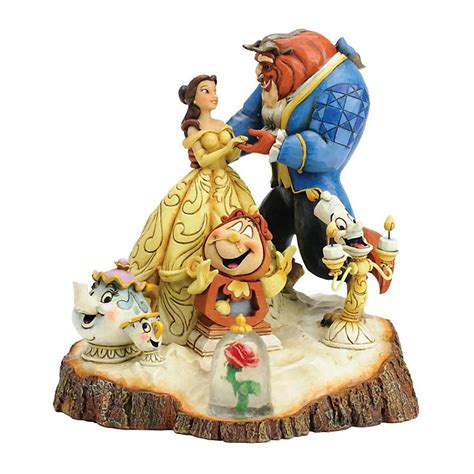 Disney Traditions Decorations by Disney Traditions Carved By The Beast H