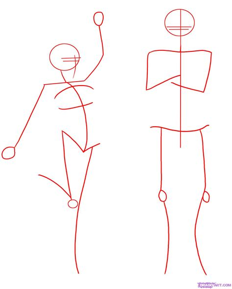 how to your step by step how to draw a person step by step figures free drawing tutorial