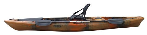 kayak raised seat skull albatross high end ultimate fishing kayak with