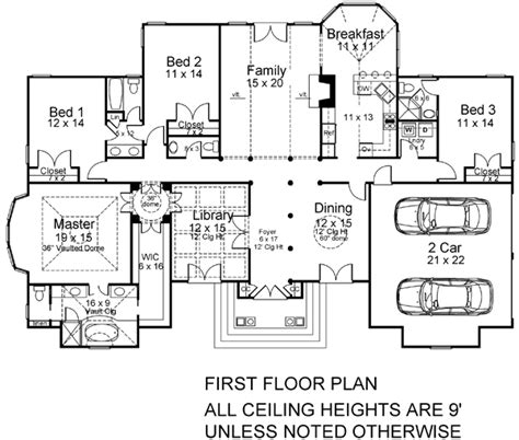 first floor house plans benkelman ranch home plan 028d maggiore 7152 4 bedrooms and 3 baths the house designers