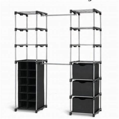 Black Closet Organizer Systems by Black Closet Organizer Roselawnlutheran