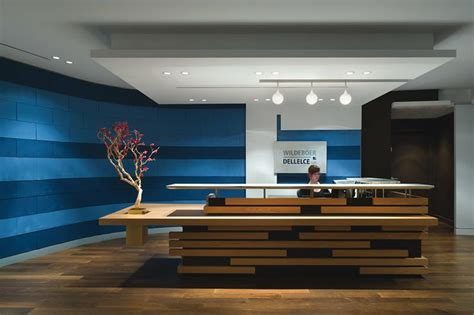 Unique Office Desk Ideas Unique Office Reception Design Reception Desks Pinterest Receptions Offices And Design