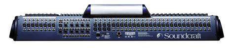 Mixer Gb8 soundcraft gb8 32 consola analogica 32 canales nueva