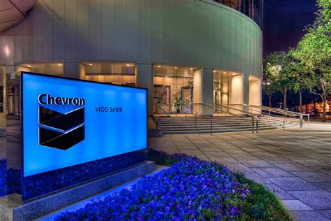Chevron Corporate Office by Chevron Tim Stanley Photography