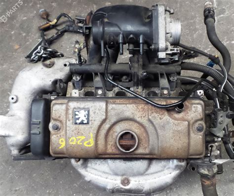 motor peugeot 206 motor completo peugeot 206 hatchback 2a c 1 4 i 25391