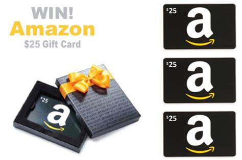 Amazon Gift Card Entry - five giveaways of 25 amazon gift cards easy entry ends 11 18 kelly s lucky you