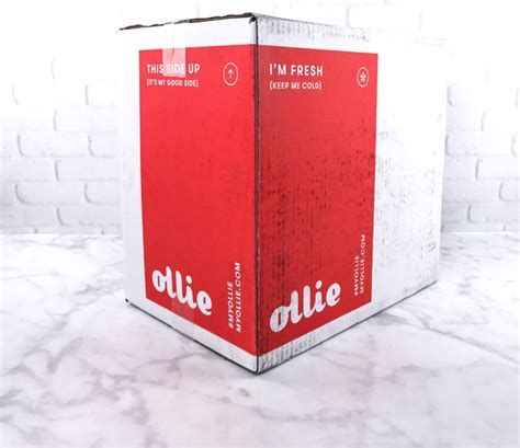 ollie food ollie food subscription box review may 2017 hello subscription
