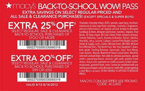 macy s 20 coupon through january 14 2017 coupons