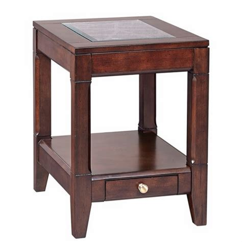 chairside table with charging station emery park metro chairside table with charging station