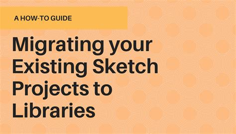 design expert 8 0 7 1 trial version free download migrating your existing sketch projects to libraries