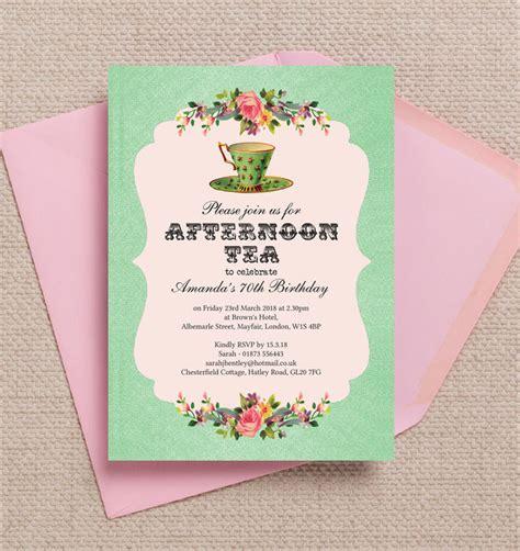 online tea party invitations lintang