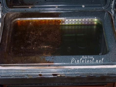 magic way to clean your oven