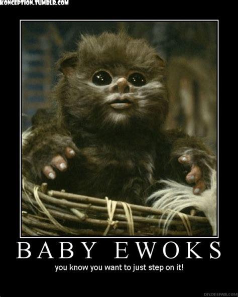 Ewok Meme - el blog de los perspectivos star wars memes