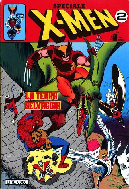 libro x men the road to fumetti star comics collana x men speciale
