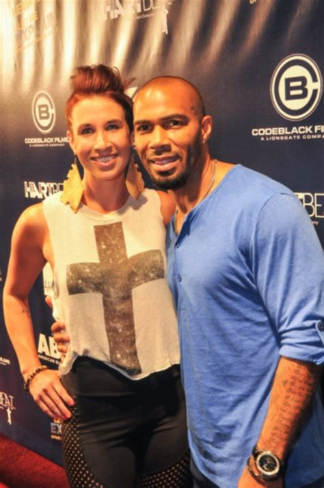 omari hardwick s wife jae jennifer pfautch photos