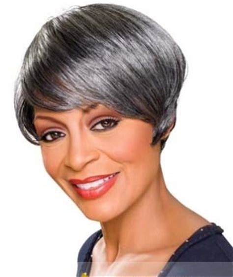 8 inch short curly male female wigs for black women 8 inch sparkle short wavy gray african american lace wigs