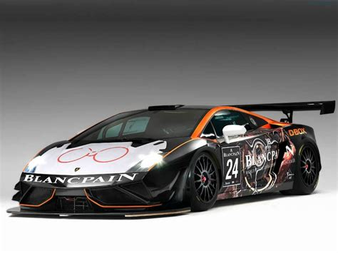 Lamborghini Gallardo Gt Blancpain Gt Catsburg Confirmed By Reiter For Gallardo