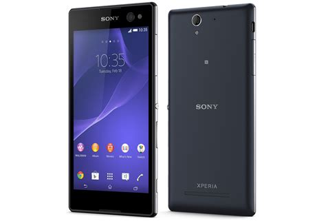 sony mobile xperia xperia c3 specifications 5 5 touchscreen sony mobile