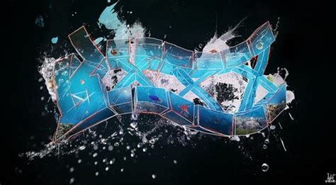 tutorial graffiti photoshop cs5 50 awesome must see photoshop tutorials part2